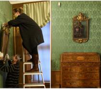 Rokoko-Spiegel von Joseph Anton Feuchtmayer kehrt zurück