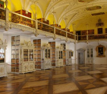 """21. Februar 1706: """"… bestmöglichst fein"""" – die neue Bibliothek des Klosters Salem"""