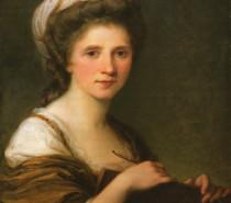 Frauentag am 8. März: Angelika Kauffmann, große Malerin und Star der Kunstszene