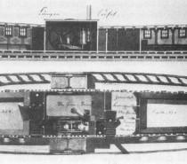 29. April 1818: Das erste Dampfschiff fährt von Konstanz nach Meersburg