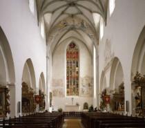 Kloster Heiligkreuztal – 20. Mai 1319: Die Klosterkirche St. Anna wird geweiht
