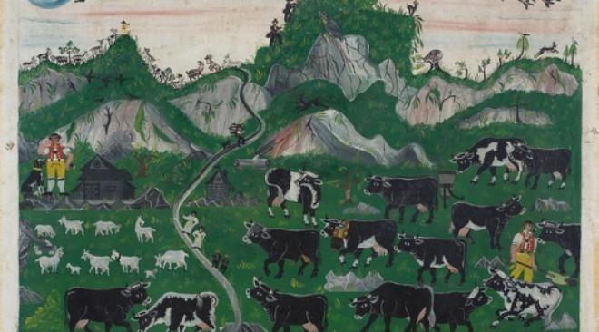 """Kunstmuseum St.Gallen: """"Einblicke – Ausblicke – Sammlungsperspektiven II"""""""