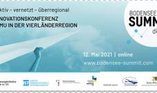 BODENSEE SUMMIT digital 2021 – Konferenz für digitale Innovationen von KMU