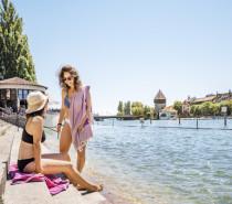 Strandbäder in Konstanz und Umgebung: SommerFreude & BadeSpaß am Bodensee