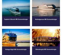 Vorarlberg Lines Premiumfahrten mit der Sonnenkönigin