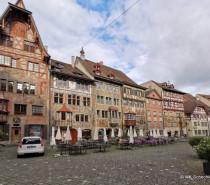 Der Rheinradweg: mit Leichtigkeit von Altstadt zu Altstadt