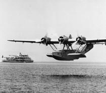 Vor 50 Jahren: Flugboot Do 24 kehrt an den Bodensee zurück