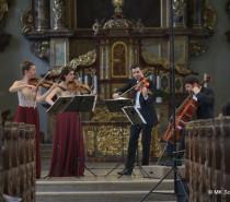 Aris Quartett bei den Höri Musiktagen 2021