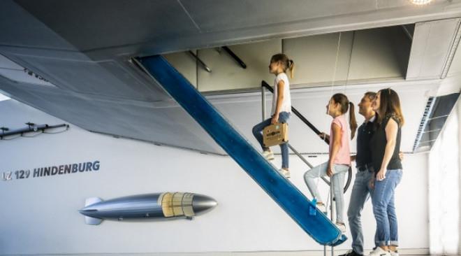 Ferienprogramm des Zeppelin Museums Friedrichshafen