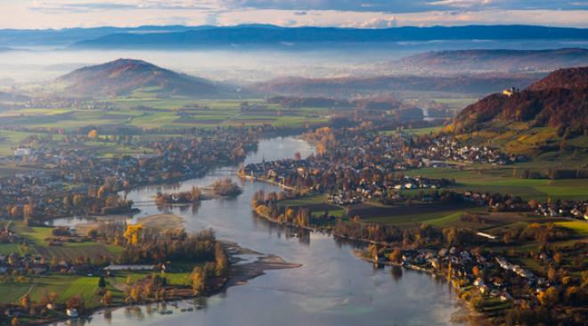 Naturnahe Weitblicke: Premiumwandern am Westlichen Bodensee