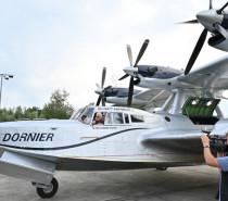 Flugboot Do 24 findet im Dornier Museum neue Heimat