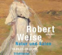 """Städtische Wessenberg-Galerie Konstanz: """"Robert Weise. 1870 – 1923. Natur und Salon"""""""