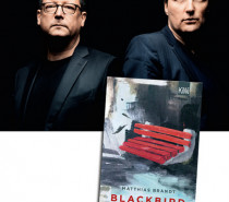 "MATTHIAS BRANDT & JENS THOPMAS ""Blackbird"" am 15.10.2021"