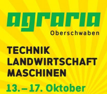 Zweite Fachmesse Agraria in Ravensburg