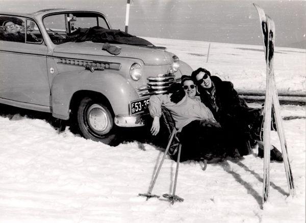 Foto: Willy Pragher 1955 © Kreisarchiv  Breisgau-Hochschwarzwald