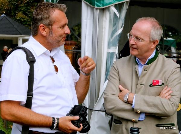See-Infos.de Chefredakteur MK Schechler im Gespräch mit SKH Michael Herzog von Württemberg