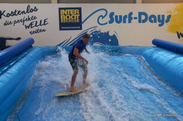 Interboot Surf Days