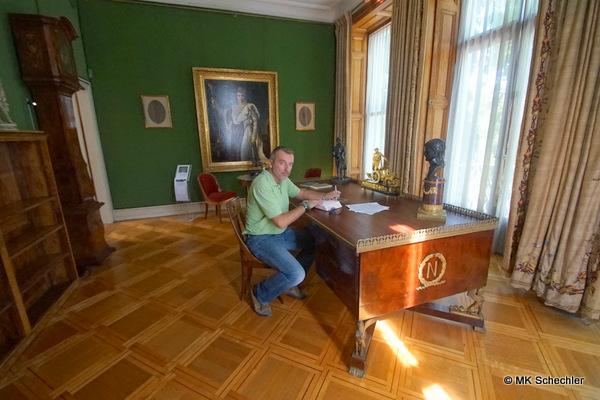 Napoleonmuseum Gästebuch